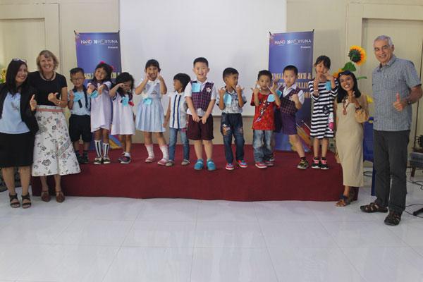 English Speech Competition Kupang, NTT