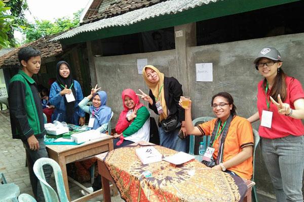 Relawan HAND dan Relawan Sumenep