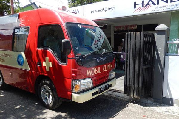 Mobil Kesehatan HAND Kupang
