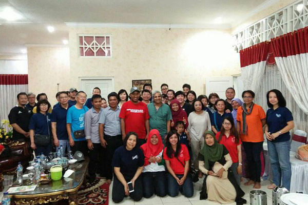 Foto bersama wakil bupati Sumenep