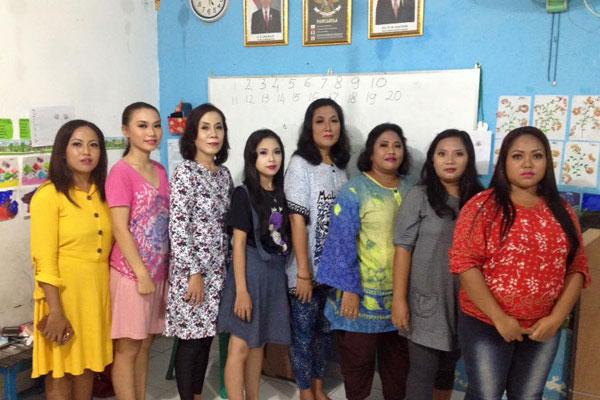 Pelatihan Merias di Tambak Asri Surabaya